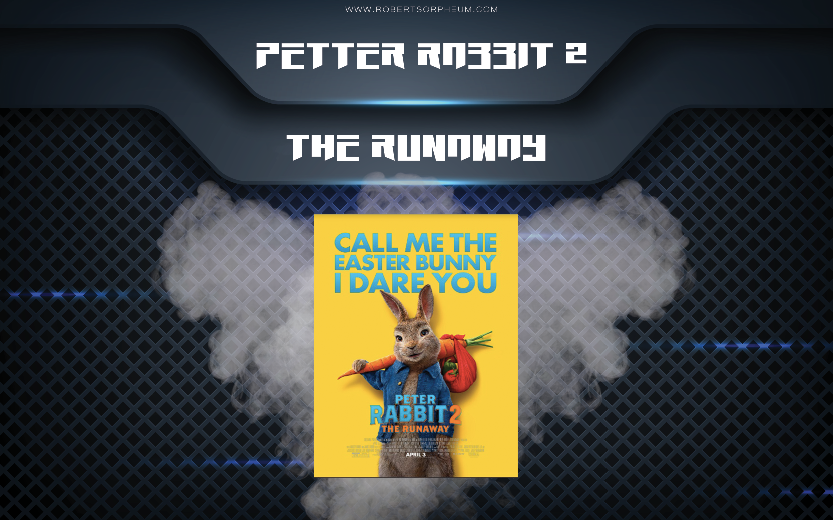 Petter Rabbit 2: The Runaway