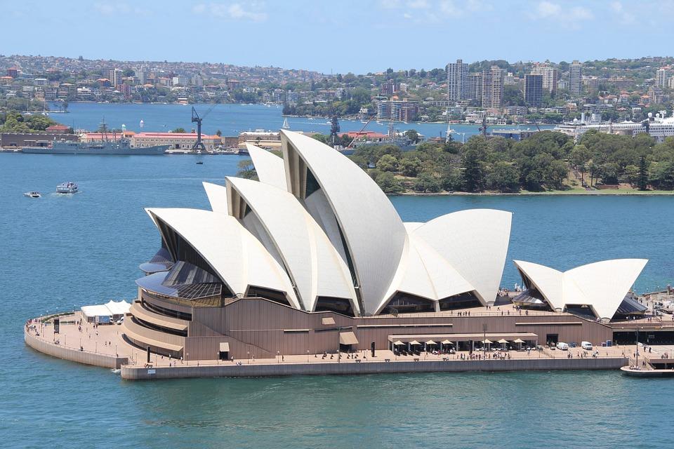 Gedung Opera Sydney