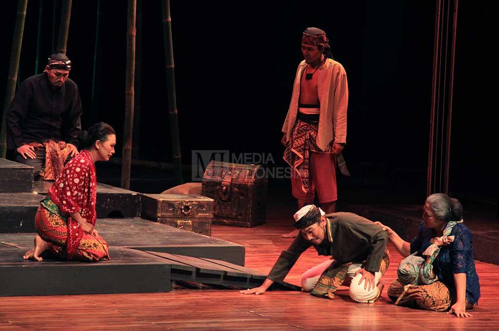 Teater Jadul Indonesia