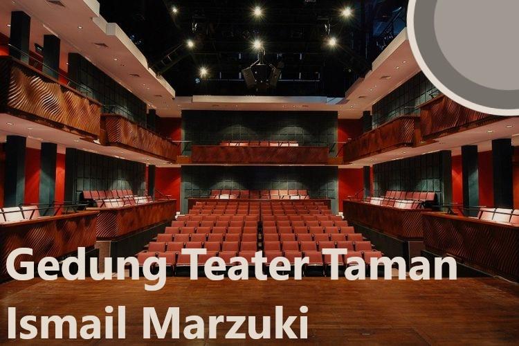 Gedung Teater Taman Ismail Marzuki