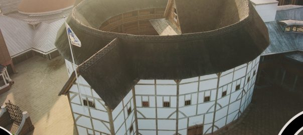 Globe Theater Yang Berada Di Inggris