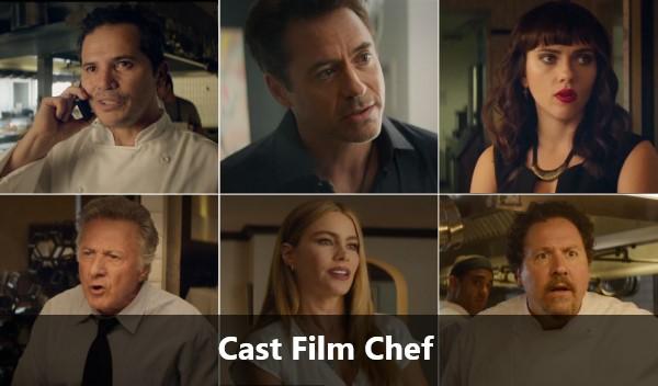 Cast Film Chef